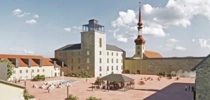 Põltsamaa lossikompleksi külastuskeskkonna arendamine