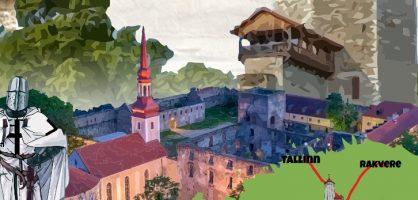 Avasta iidsed Kesk-Eesti linnused