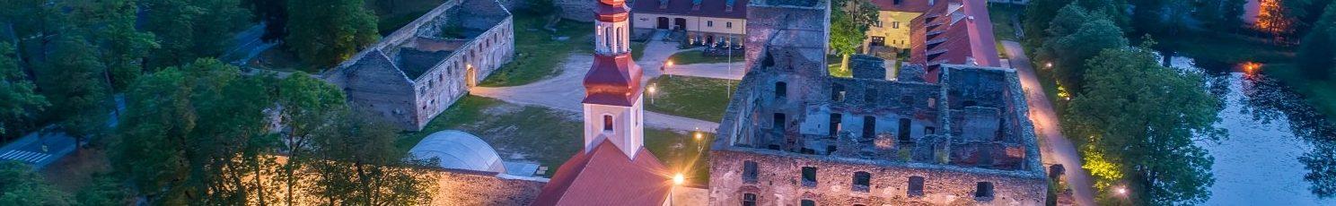 """Põltsamaa loss osaleb külastusmängus """"Unustatud mõisad"""""""